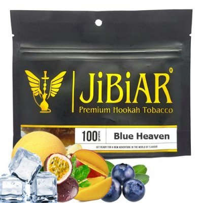 табак для кальяна jibiar blue heaven